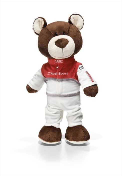 New Motorsport bear