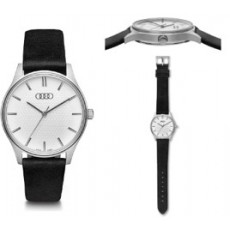 Watch - Women, Silver/black