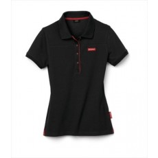 Audi Sport Women's Polo – Black