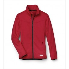 Audi Sport Ladies Softshell Jacket - Red