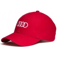 Unisex Baseball cap, red