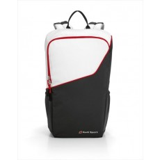 Audi Sport Backpack - Black/White/Red