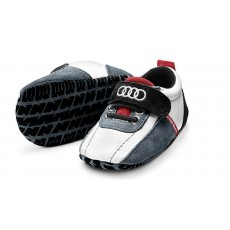 Audi Sport Baby shoes - Size 17-18 - Black