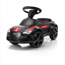Kids Audi Junior quattro motor sport, black