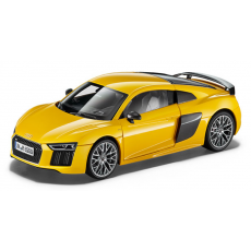 Audi R8 Coupe 1:18  Vegas Yellow