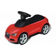 Kids Audi Junior quattro 2012, red