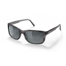 Sunglasses, grey with structure