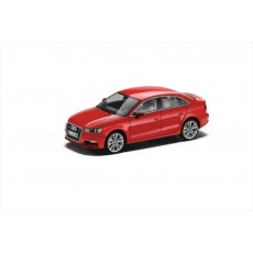 A3 Saloon, 1:43, A3 Limo, Misano red