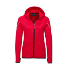 Audi Sport Midlayer jacket, Womens, Red