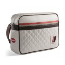 Audi Heritage Messanger Bag - Offwhite
