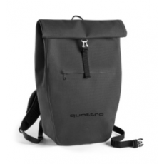 quattro backpack - Dark grey