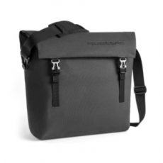 quattro shoulder bag - Dark grey