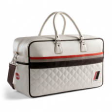 Audi Heritage sport and travelbag - offwhite